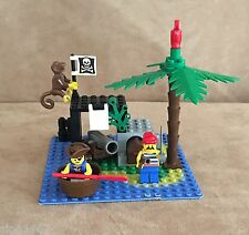 6260 LEGO Complete  Pirates Shipwreck Island vintage set boat island