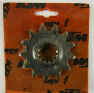 OEM KTM Husaberg Front Countershaft Front Sprocket 13T - 80033029013