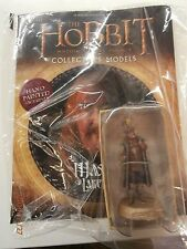Hobbit Motion Picture Trilogy Figurine Magazine Master of Laketown Eaglemoss