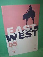 East of West #5 Image Comics Comic 1st Print VF/NM Condition Jonathan Hickman