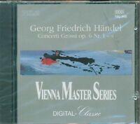 Georg Friedrich Handel - Concerti Grossi Op. 6 Nr. 1-4 Vienna Master Cd Nuovo