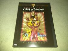 Enter the Dragon DVD, 25th Anniversary Special Edition, Bruce Lee