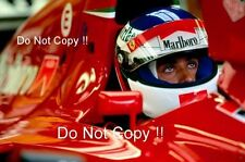 Jean Alesi Ferrari 412 T1B Belgian Grand Prix 1994 Photograph
