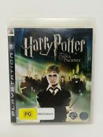 Harry Potter And The Order Of The Phoenix - (Sony PlayStation 3, PS3) - Complete