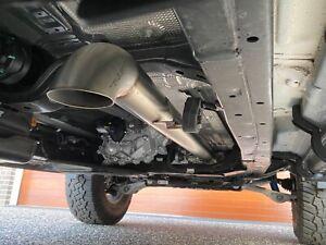 Ford Ranger Raptor/ Bi-Turbo/ 3.2, DPF back 3inch Stainless Exhaust