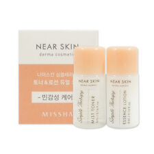 [Sample] [Missha] Near Skin Simple Therapy Toner & Lotion Dual Kit