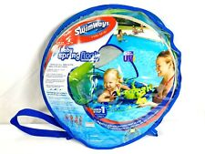 SwimWays Baby Spring Float Activity Center with Canopy, Octopus infant pool