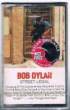 BOB DYLAN STREET LEGAL  MC K7 MUSICASSETTA SIGILLATA!!!