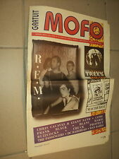 MOFO 11 (3/93) REM SCREAMING TREES MACHEROT FRANK BLACK DAN BAIRD BUZZCOCKS COME