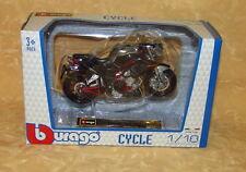 MODELLINO moto BURAGO BENELLI TNT TITANIUM 1:18 cod.15078