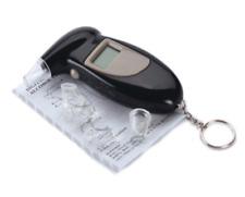 Digital Pocket Breathalyzer Keychain alcohol tester breath portable drinking car
