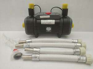 Showerforce Turbo Shower Pump Free Postage New