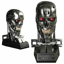 Terminator Genisys Endoskeleton Skull 1:1 Scale Prop Replica by Chronicle