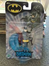 "Batman Hasbro 5"" Action Figure 2001 Animated New"
