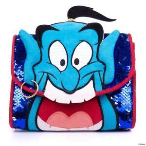 Irregular Choice x Disney Princess - Aladdin Genie At Your Service Mini Handbag