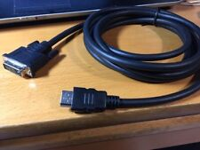 Cable Adaptateur HDMI male <=> DVI-D male 3m env.