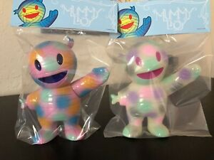 New! Super 7 Mummy Boy Set! NYCC! SDCC! GID! Never opened! Mint! Rare! Sold Out!