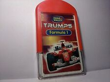 Formula 1 - Chad Valley Trumps Game- Playing Card Game - New/Sealed