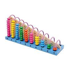 Small Foot Company Rechenrahmen Holzperlen Kinder Perlen Lernen Game NEU