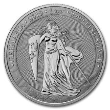 2019 Germania Mint 5 Mark 1 Ounce .9999 Silver Round - Ready to Ship
