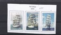 NORWAY 2005 TALL SHIPS set used