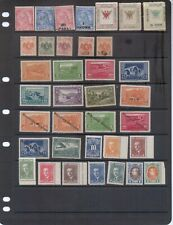 Albania Early Mint Collection