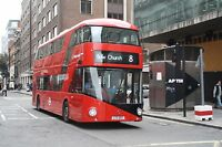 New bus for London - Borismaster LT267 6x4 Quality Bus Photo