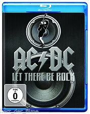 AC/DC: LET THERE BE ROCK (Blu-ray Disc) NEU+OVP