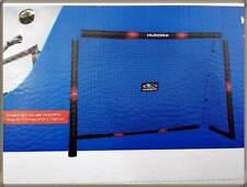 HUDORA Pro Tect 213 Ersatznetz Fußball Netz f.alle Tore mit 213x152x76 cm Rahmen
