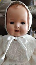 Antiguo Muñeco Bebé Viejo como Alemania.