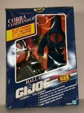 "1991 Gi Joe Hall Of Fame Doll - 12"" Action Figure - ""Cobra Commander"""