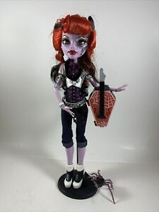 Monster High Operetta, Phantom of the Opera Daughter First Wave w/ Stand