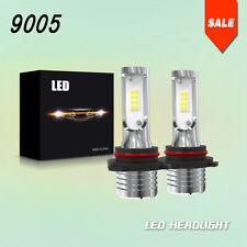 9005 9145 LED Headlight Kit 80W 12000LM Hi/Lo Beam Bulb HB3 H10 6000K White JLA