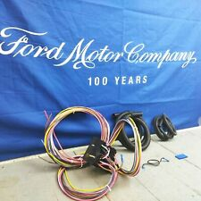 Wire Harness Fuse Block Upgrade Kit for 1928 - 1934 Ford rat rod hot rod