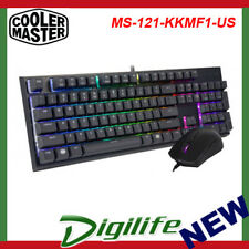 Cooler Master MasterSet MS121 RGB Mem-chanical Keyboard with Gaming Mouse