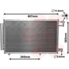 Van Wezel condensatore, aria condizionata per FORD FIESTA VI FIESTA Van