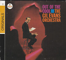 GIL EVANS ORCHESTRA - out of the cool CD