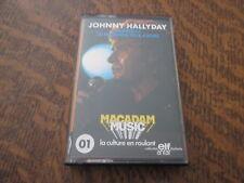 cassette audio JOHNNY HALLYDAY gabrielle