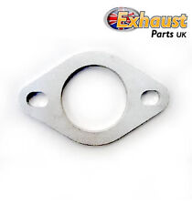 """38mm 1.5"""" Bore Stainless Steel 304 Exhaust Flange - 2 Bolt - Universal Flanges"""