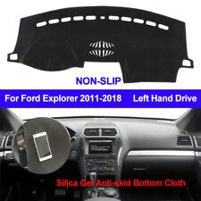 For Ford Explorer 2011-2017 2018 Dashboard Mat Cover Dash Mat Dashmat Non-Slip
