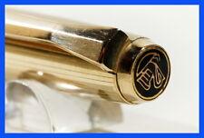 1967 er PELIKAN 30 ball point pen BLACK & ROLLED GOLD / new refill in