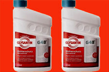 3 Liter PE-Dose (1 L=5,50 €) BASF Glysantin G48 Kühlerfrostschutz Konzentrat