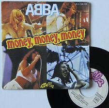 """Vinyle 45T Abba """"Money, money, money"""""""