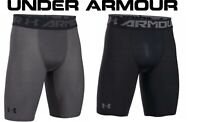 Under Armour Herren Heat Gear 2.0 Armour Long Compression Shorts UA 1289568