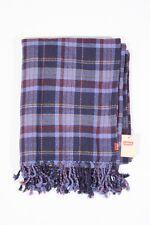 Levis oversize tartan carreaux plaid écharpe châle wrap