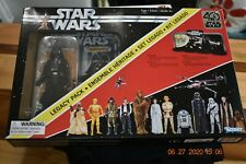 Star Wars Legacy Pack 40th Anniversary Darth Vader - w/Bonus Toys R Us Bag!