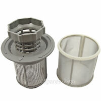2 Part Micro Mesh Filter for NEFF Dishwasher 427903 170740 Spare Part