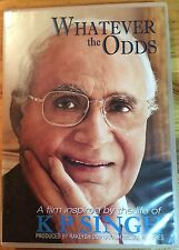 Whatever the Odds: A Film Inspired by the Life of K.P. Singh (DVD)