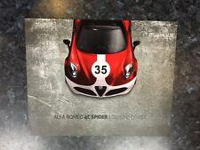 N14475 ALFA ROMEO 4C SPIDER 'EDIZIONE CORSA'