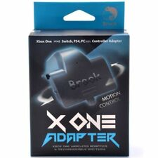 Mcbazel Brook X One Wireless Adapter & Charging Battery for Xbox One to PS4 Nintendo Switch PC